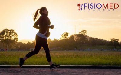 La corsa: efficacia del ritorno all'attività motoria